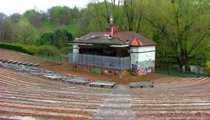Kelvingrove Bandstand condition 2006